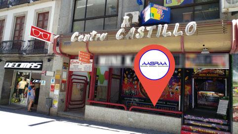 Aasraa Electronics en Centro Comercial Castillo - Santa Cruz de Tenerife