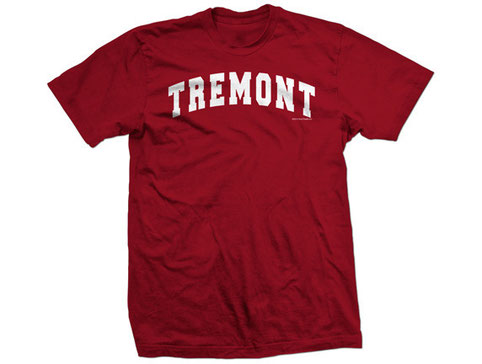 Tremont Collegiate T-Shirt