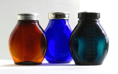 Taschenspuckflaschen