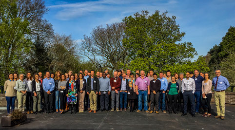 TRUE Consortium at KickOff meeting in Edinburgh