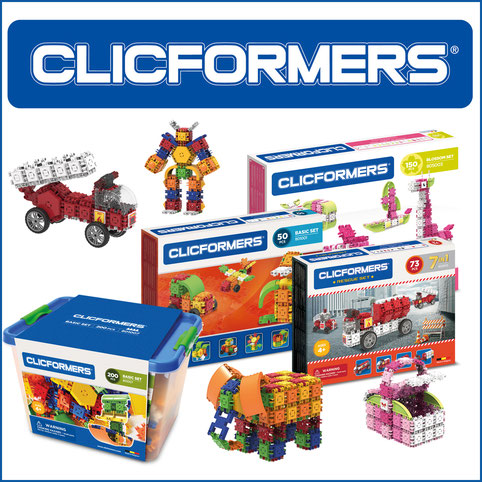 Clicformers Bausteine