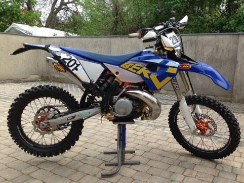 HUSABERG 300 TE 2012 (Lars)