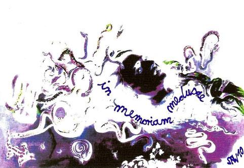 Sabine Wenig: Medusa