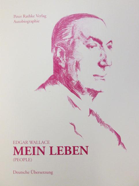 Umschlagzeichnung: René Ahrensdorf