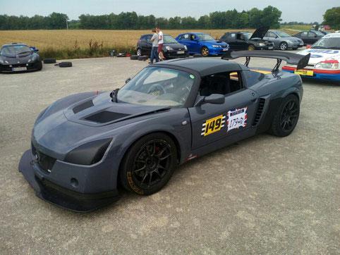 Hannes Frey (A), Opel Speedster 2.2