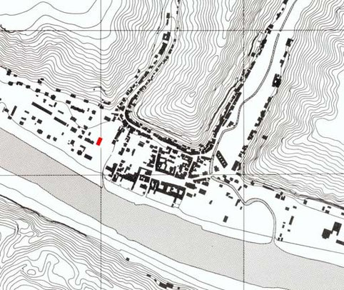 Nationalpark-Zentrum Sächsische Schweiz - Lageplan