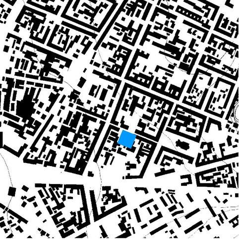Wohn- und Geschäftshaus - Lageplan