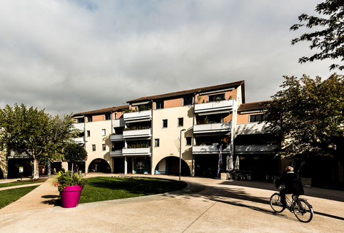 Ravalement de facade en Isère