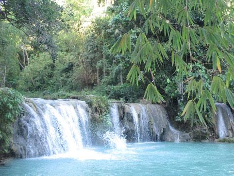 Camnugahay Falls, Siquijor