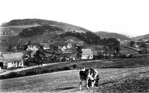 Isingheim vor einhundert Jahren