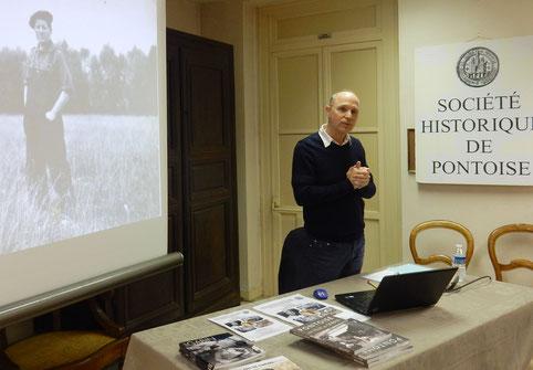 Patrick Glâtre, Chargé de mission images et cinéma au Conseil Départemental du Val-d'Oise.