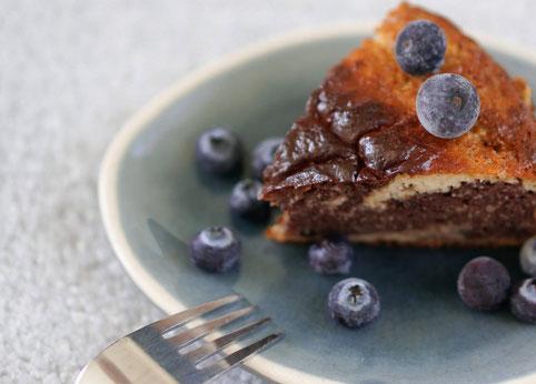 Cleaner Marmorkuchen | fluffig & natürlich gesüßt