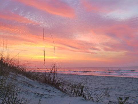 2016 : Sunrise on Center Beach -  photo taken by Ken Neunzig