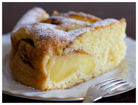 torta di mele: ricetta della nonna