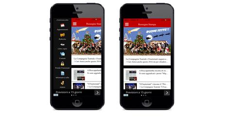 Mobile App Frastornati