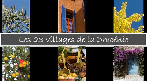 23 Villages de la Dracénie