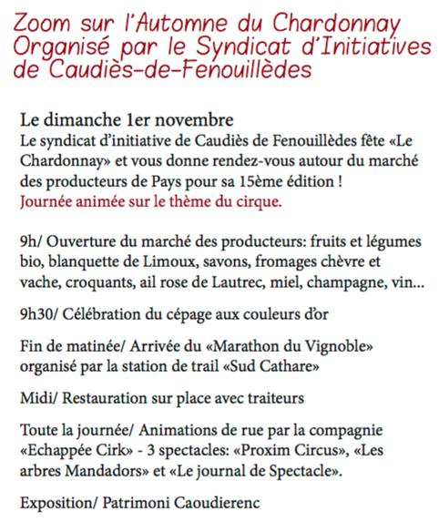 Dossier de Presse Marathon du vignoble octobre 2015