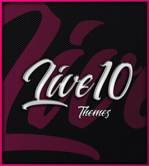 Ableton Live 10 themes