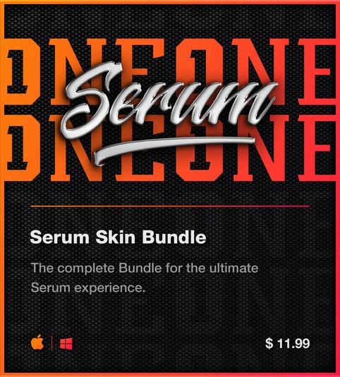 xFer Serum Skins