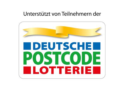 Ein besonderer Dank geht an die Deutsche Postcode Lotterie.