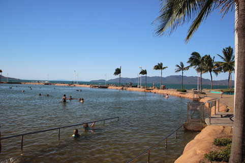 Rock Pool à Townsville