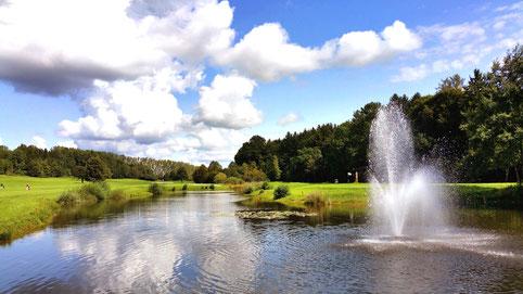 Bergkramerhof: Der erste ökologische Golfplatz in Deutschland