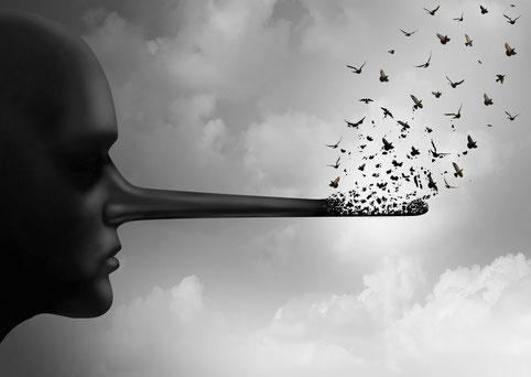 Psychologisches Wissen zum Thema Realitätsverlust, Realitätsverzerrung, Realitätsverdrehung, Realitätsverdrängung und Realitätsleugnung