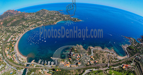 La Magnifique Baie D'Agay à Saint Raphaël