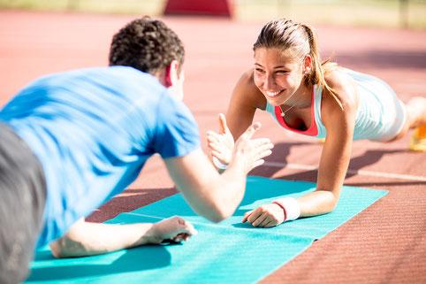 Yoga Personal Trainer buchen