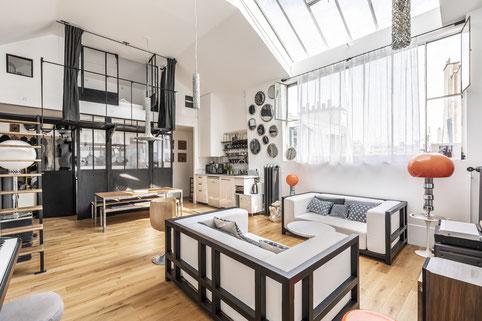 Maison à vendre Vaucresson division Thery Maisons Parisiennes immobilier de charme