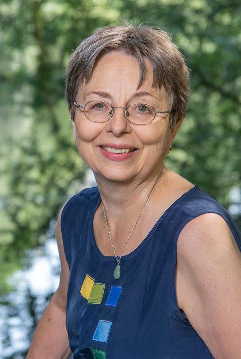 Friederike Masz, Traumatherapeutin in Berlin