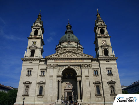Sint-Stefanus basiliek in Boedapest