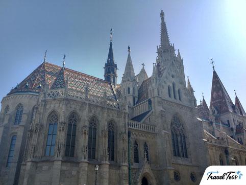 Matthiaskerk Boedapest