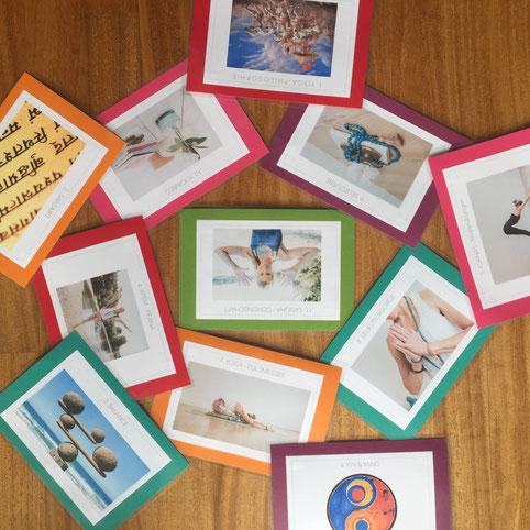 Kursstart - basic! Yoga Kurs