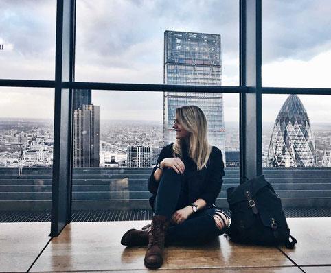 Eine der 12 besten Fotolocations in London ist der Sky Garden