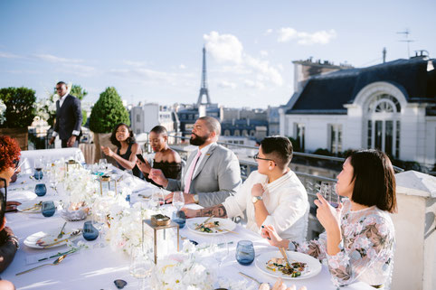 party and event planner in Paris