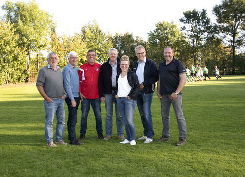 Freude bei GW Varensell und TuS Westfalia Neuenkirchen