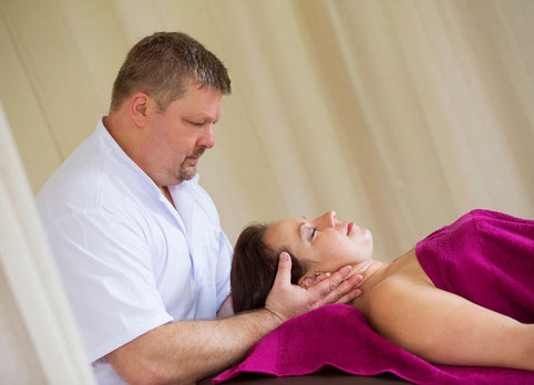 Physiotherapie Graz Craniosacral-Therapie