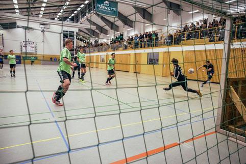 Spielte ein überragendes Turnier: SCS-Keeper Lucas Scheunemann (Foto: Eintracht Elbmarsch)