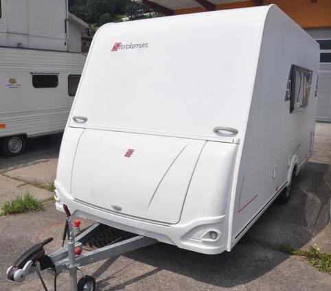 Adria Alpina 563 UL Wohnwagen Occasion