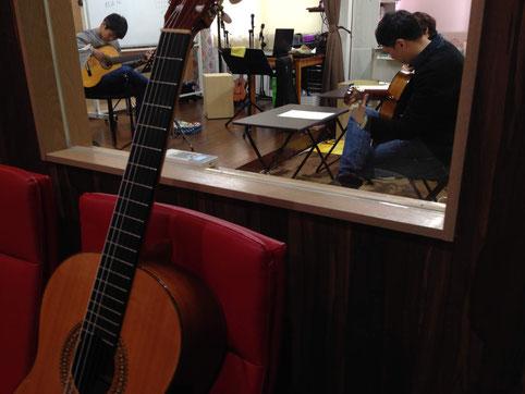 森充ギター教室まったりフラメンコの会♬