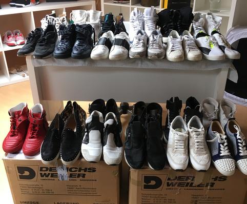 Adidas, Superstar, Superstars, Chucks, Chuck Taylor, Reebok Classic, Adidas Extaball, ZX Flux, Kickz, Sneaker, Sneaker-Cleaner, Air Jordan, Jordans, NMD, Stefan Janoski, Nike, La Trainer