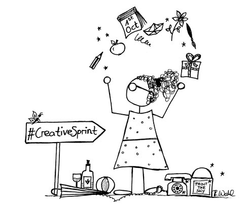 CreativeSprint Maldocheinschiff Jonglieren