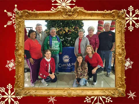 Christown Mall -- Christmas 2014
