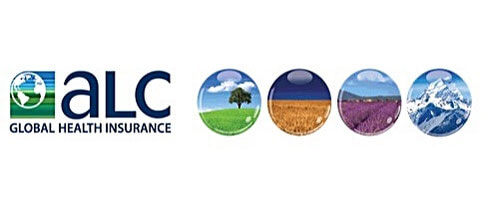 Logo von aLc-global health insurance