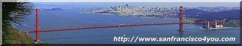 Die Seite für San Francisco