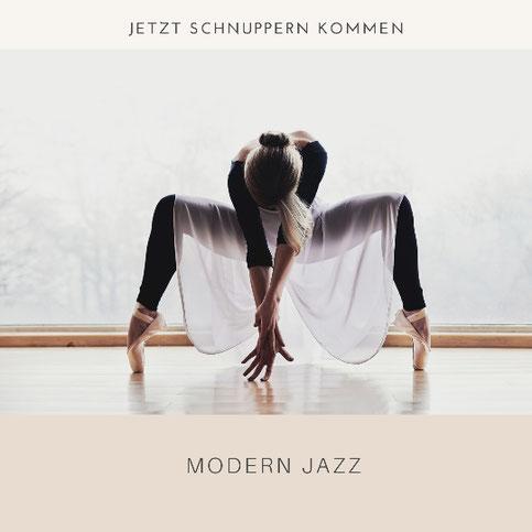 modern jazz tanzkurs