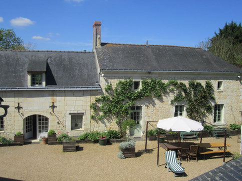 rooms B&B saumur angers loire Valley