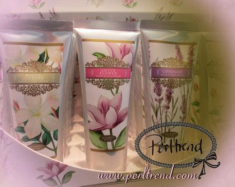 www.perltrend.com Kosmetik Hand & Nagelcreme Hand and Nail cream