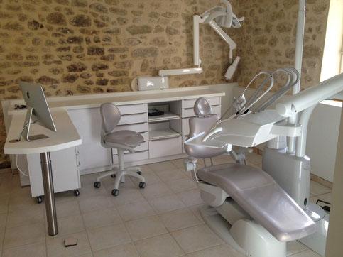 aménagement cabinet dentaire Toulouse